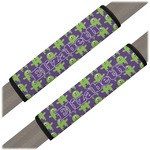 Astronaut, Aliens & Argyle Seat Belt Covers (Set of 2) (Personalized)