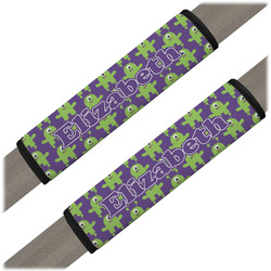 Astronaut, Aliens & Argyle Seat Belt Covers (Set of 2) (Personalized)
