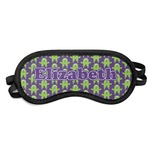 Astronaut, Aliens & Argyle Sleeping Eye Mask (Personalized)