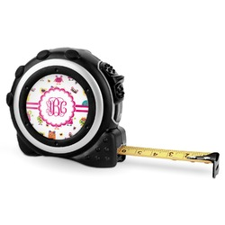 Girly Monsters Tape Measure - 16 Ft (Personalized)