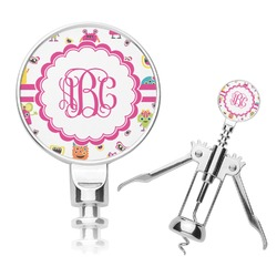 Girly Monsters Corkscrew (Personalized)