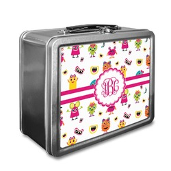 Girly Monsters Lunch Box (Personalized)