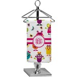Girly Monsters Finger Tip Towel - Full Print (Personalized)