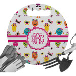 Girly Monsters Gardening Knee Cushion (Personalized)