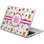 Girly Monsters Laptop Skin - Custom Sized (Personalized)
