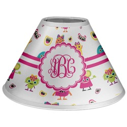 Girly Monsters Coolie Lamp Shade (Personalized)