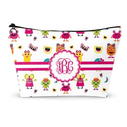 Girly Monsters Makeup Bags (Personalized)