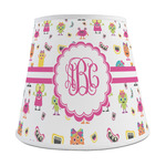 Girly Monsters Empire Lamp Shade (Personalized)