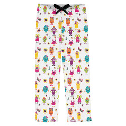 Girly Monsters Mens Pajama Pants (Personalized)