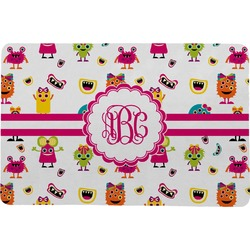 Girly Monsters Comfort Mat (Personalized)