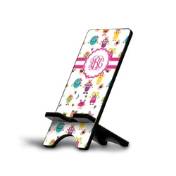 Girly Monsters Cell Phone Stands (Personalized)