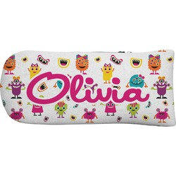 Girly Monsters Putter Cover (Personalized)