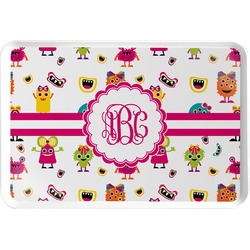Girly Monsters Serving Tray (Personalized)