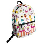 Girly Monsters Student Backpack (Personalized)