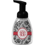 Black Lace Foam Soap Dispenser (Personalized)