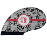 Black Lace Golf Club Cover (Personalized)