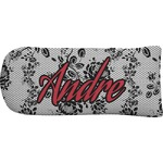 Black Lace Putter Cover (Personalized)