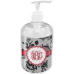 Black Lace Soap / Lotion Dispenser (Personalized)