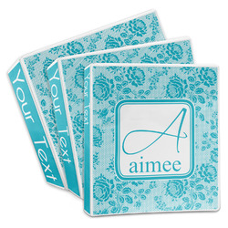 Lace 3-Ring Binder (Personalized)