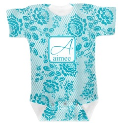 Lace Baby Bodysuit (Personalized)
