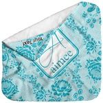 Lace Baby Hooded Towel (Personalized)