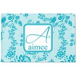 Lace Woven Mat (Personalized)