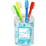 Lace Toothbrush Holder (Personalized)