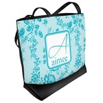 Lace Beach Tote Bag (Personalized)