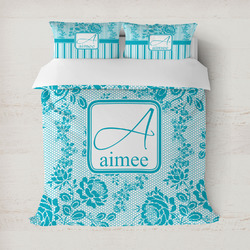 Lace Duvet Cover (Personalized)