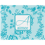Lace Placemat (Fabric) (Personalized)