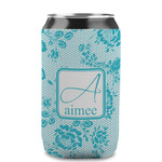 Lace Can Sleeve (12 oz) (Personalized)