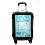 Lace Carry On Hard Shell Suitcase (Personalized)