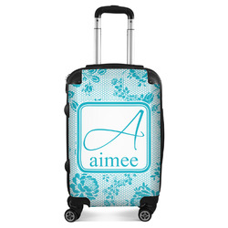 Lace Suitcase (Personalized)