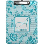 Lace Clipboard (Personalized)