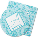 Lace Rubber Backed Coaster (Personalized)