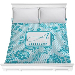 Lace Comforter (Personalized)