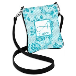 Lace Cross Body Bag - 2 Sizes (Personalized)
