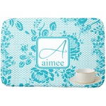 Lace Dish Drying Mat (Personalized)