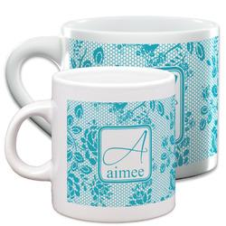 Lace Espresso Cups (Personalized)