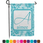 Lace Garden Flag (Personalized)