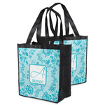 Lace Grocery Bag (Personalized)
