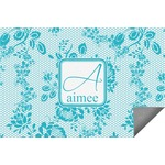Lace Indoor / Outdoor Rug (Personalized)