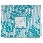 Lace Kitchen Towel - Full Print (Personalized)