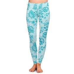 Lace Ladies Leggings (Personalized)