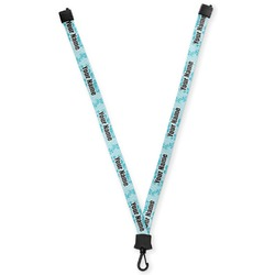Lace Lanyard (Personalized)