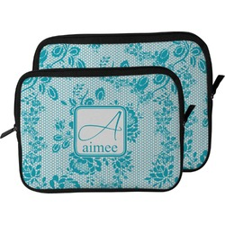 Lace Laptop Sleeve / Case (Personalized)
