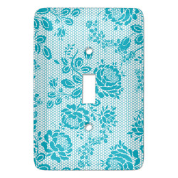 Lace Light Switch Covers - Multiple Toggle Options Available (Personalized)