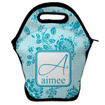 Lace Lunch Bag w/ Name and Initial