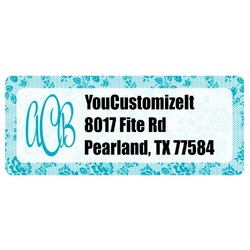 Lace Return Address Labels (Personalized)