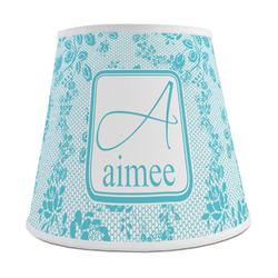 Lace Empire Lamp Shade (Personalized)